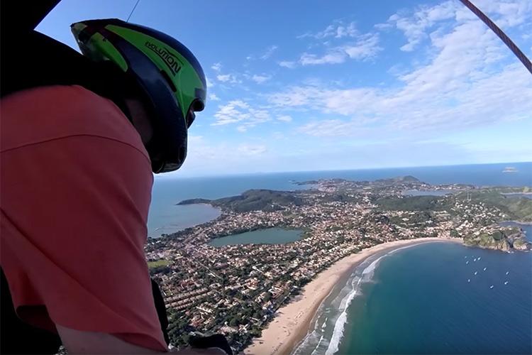 Hang-Glide-Buzios-Brazil