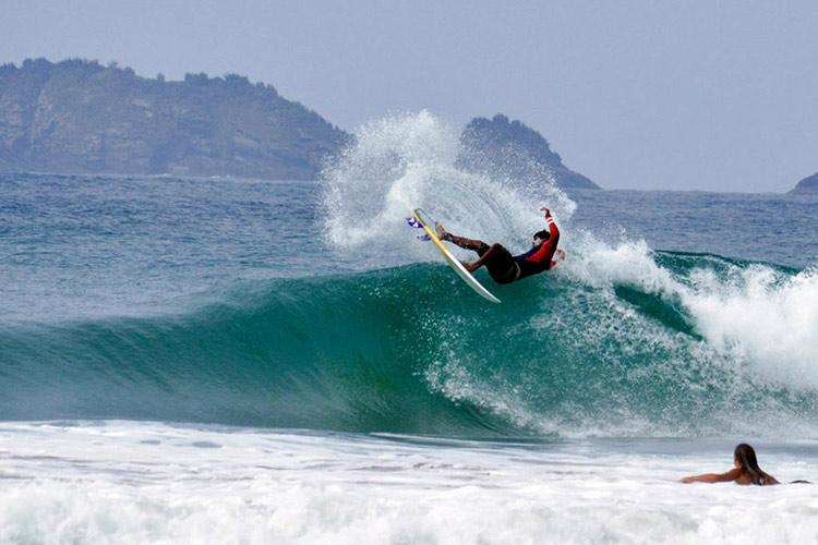 Surfing-Buzios-Brazil